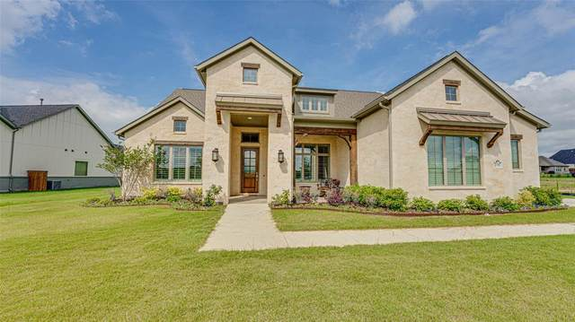 275 Aberdeen Boulevard, Argyle, TX 76226 (MLS #14557895) :: Real Estate By Design
