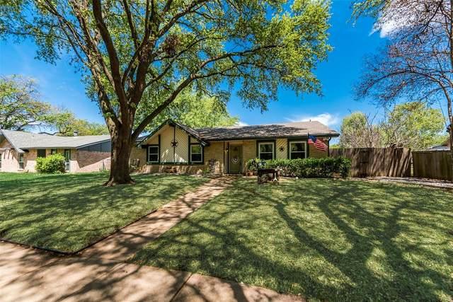 1433 Pioneer Lane, Plano, TX 75023 (MLS #14557902) :: Wood Real Estate Group