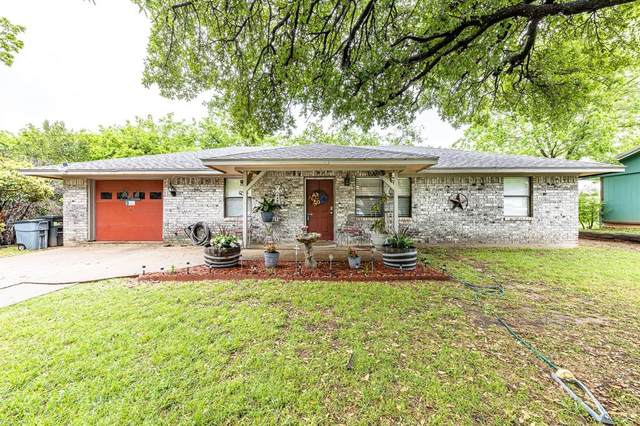 1427 W Torrey, Granbury, TX 76048 (MLS #14557910) :: Team Hodnett