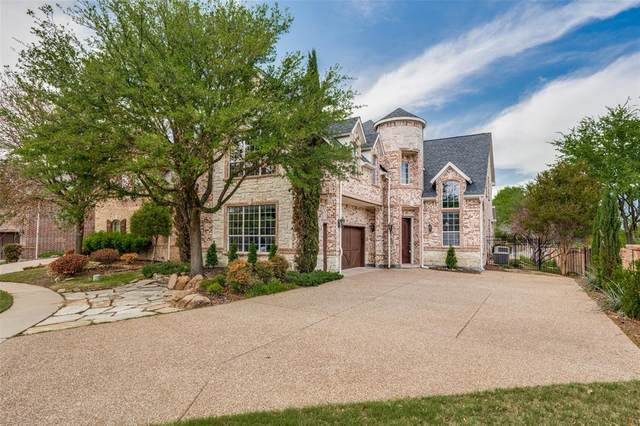 4701 Eva Place, Plano, TX 75093 (MLS #14557934) :: The Rhodes Team