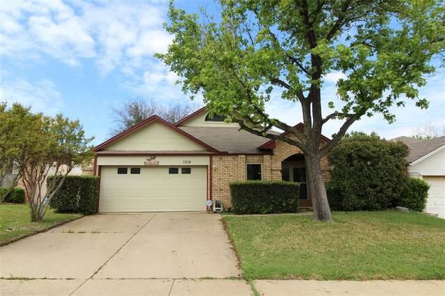 1514 Laguna Vista Way, Grapevine, TX 76051 (#14557939) :: Homes By Lainie Real Estate Group