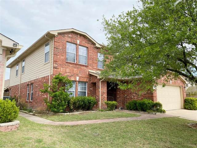 2620 Big Spring Drive, Fort Worth, TX 76120 (MLS #14557953) :: Real Estate By Design
