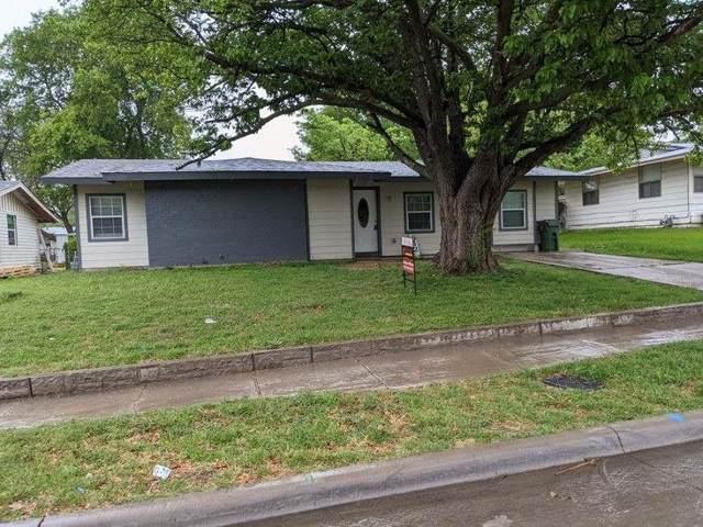 612 Hillcrest Drive, Arlington, TX 76010 (#14557955) :: Homes By Lainie Real Estate Group