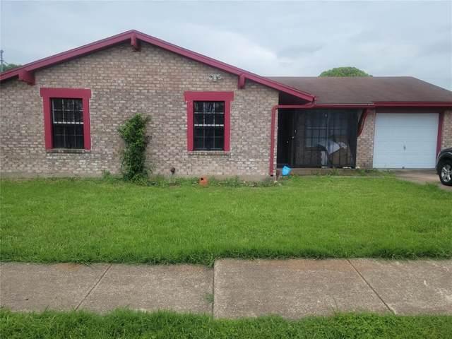 3550 Tioga Street, Dallas, TX 75241 (MLS #14557957) :: The Rhodes Team