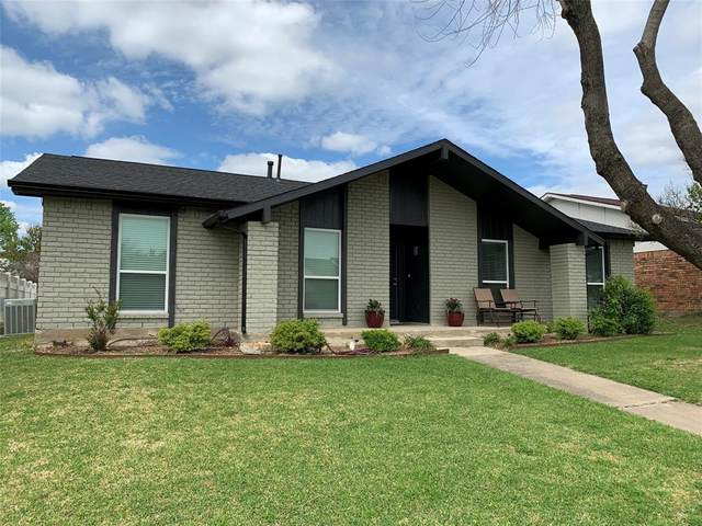 4813 Roberts Drive, The Colony, TX 75056 (MLS #14557964) :: Team Hodnett