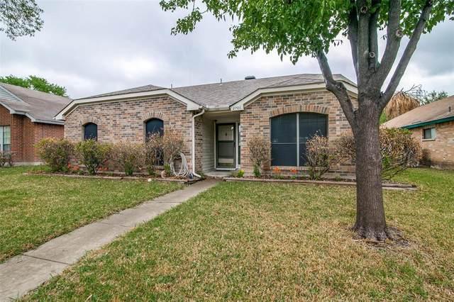 2706 Lake Valley Drive, Garland, TX 75040 (MLS #14557968) :: Team Hodnett