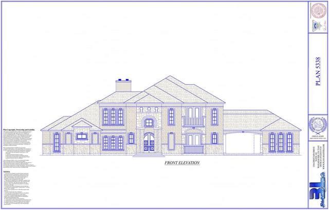 1003 Estate Drive, Ennis, TX 75119 (MLS #14557976) :: Team Hodnett