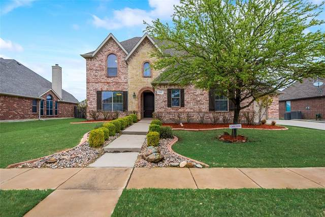 2317 Emerald Lake Lane, Little Elm, TX 75068 (MLS #14557978) :: Real Estate By Design