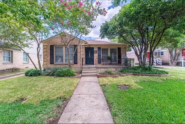 6027 Marquita Avenue, Dallas, TX 75206 (MLS #14557981) :: Team Hodnett