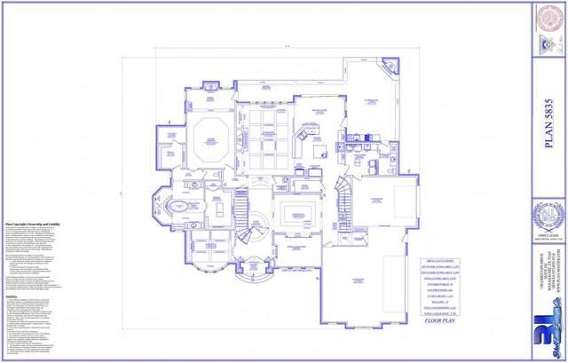 1101 Estate Drive, Ennis, TX 75119 (MLS #14557985) :: Team Hodnett