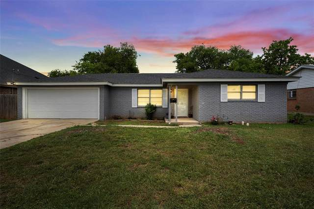 1337 Stafford Drive, Fort Worth, TX 76134 (MLS #14557989) :: The Mitchell Group