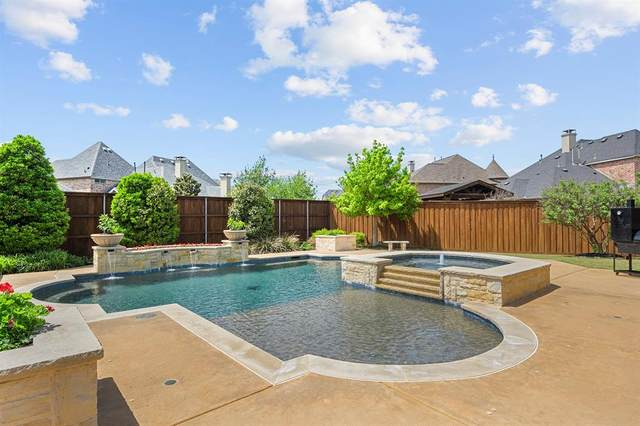 7271 Greystone Lane, Frisco, TX 75034 (MLS #14558043) :: VIVO Realty