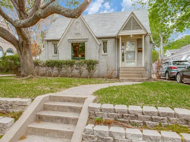2916 Dyer Street, University Park, TX 75205 (MLS #14558080) :: The Rhodes Team