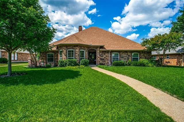 2413 Piedra Drive, Plano, TX 75023 (MLS #14558092) :: Real Estate By Design