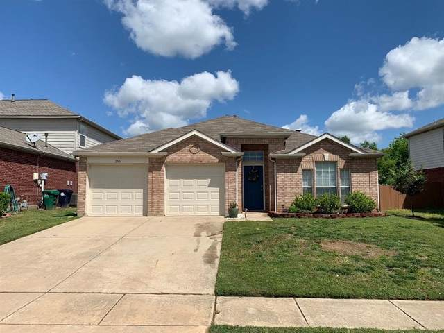 2501 Champlain Lane, Denton, TX 76210 (MLS #14558093) :: Potts Realty Group