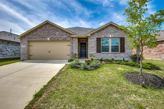 2621 Wayne Avenue, Aubrey, TX 76227 (MLS #14558095) :: The Daniel Team