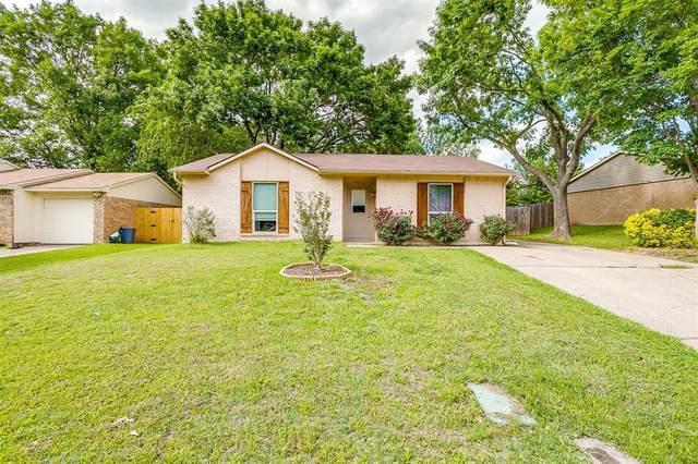 2331 Idlewood Drive, Arlington, TX 76014 (MLS #14558099) :: All Cities USA Realty