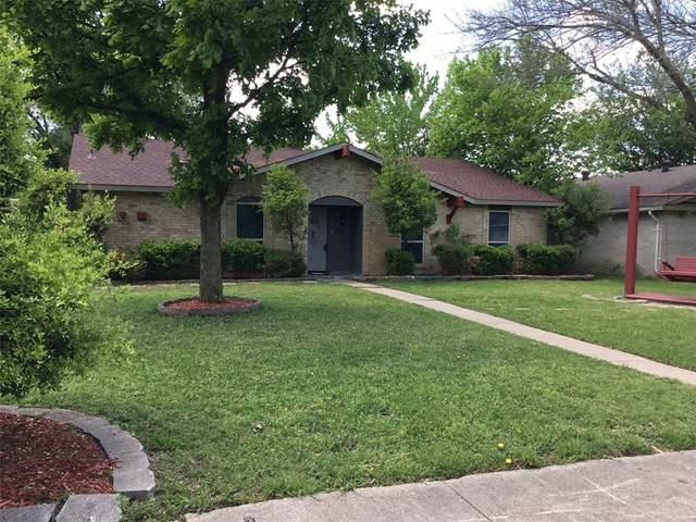 300 Longshadow Lane, Mesquite, TX 75149 (MLS #14558108) :: Results Property Group