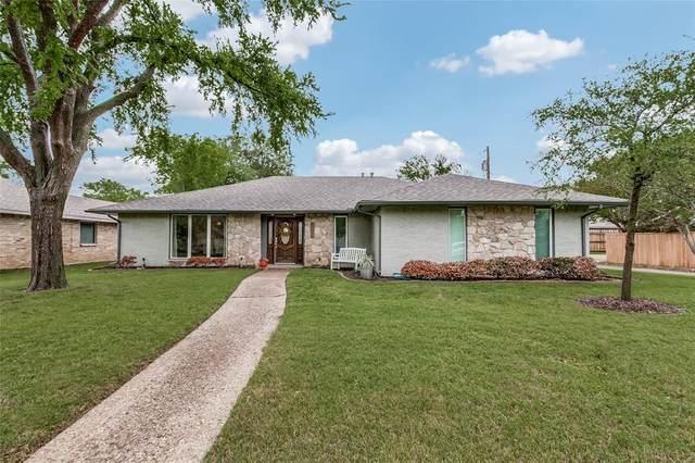 3865 Antigua Drive, Dallas, TX 75244 (MLS #14558109) :: Team Hodnett