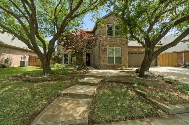 3108 Oak Meadow Drive, Flower Mound, TX 75028 (MLS #14558112) :: The Mauelshagen Group
