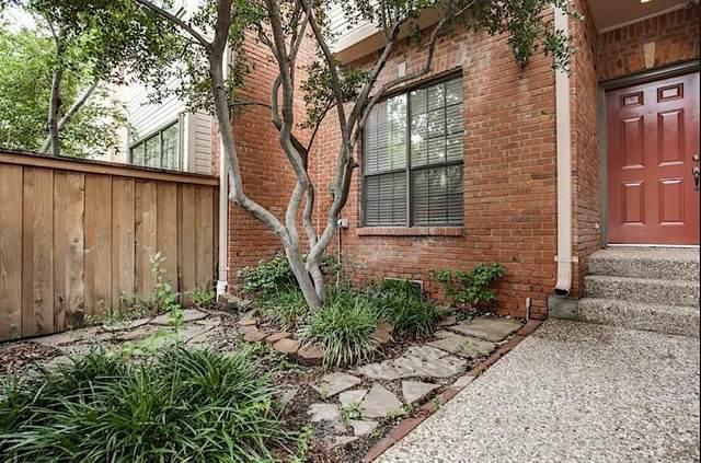 3400 Normandy Avenue 4-D, University Park, TX 75205 (MLS #14558120) :: Team Hodnett