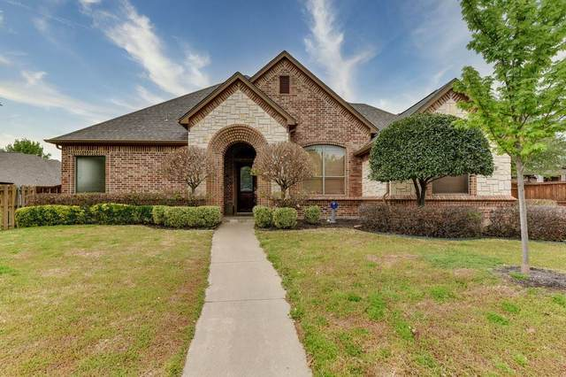 8313 Valley Oaks Drive, North Richland Hills, TX 76182 (MLS #14558122) :: The Mitchell Group