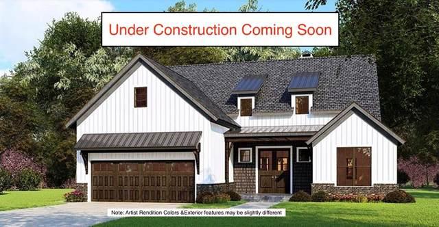 407 N Oak Lane, Tolar, TX 76476 (MLS #14558140) :: Real Estate By Design