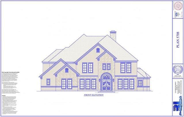 1000 Estate Drive, Ennis, TX 75119 (MLS #14558159) :: Team Hodnett