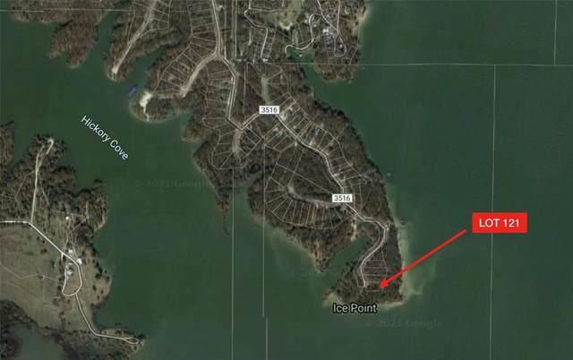 LOT 121 Point Aquarius, Quinlan, TX 75474 (MLS #14558163) :: Jones-Papadopoulos & Co