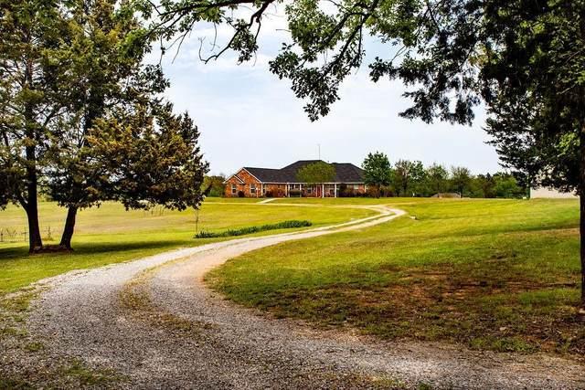 161 Cleve Cole Road, Denison, TX 75021 (MLS #14558170) :: Trinity Premier Properties