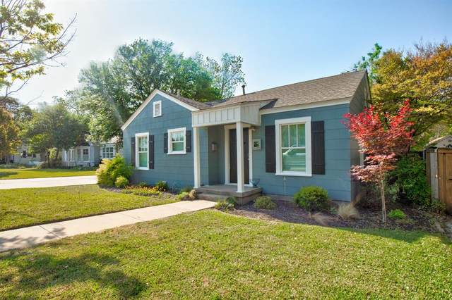 4013 Collinwood Avenue, Fort Worth, TX 76107 (MLS #14558179) :: The Mauelshagen Group