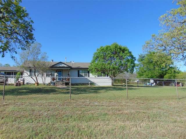 4710 W Mineral Wells Highway, Weatherford, TX 76088 (MLS #14558199) :: Robbins Real Estate Group