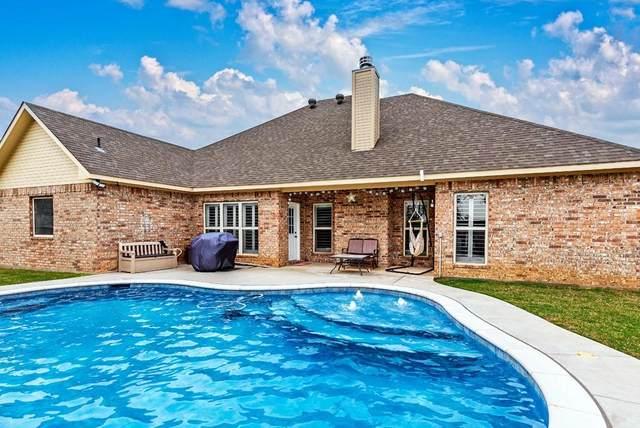244 Bent Oak Drive, Pottsboro, TX 75076 (MLS #14558206) :: The Mauelshagen Group