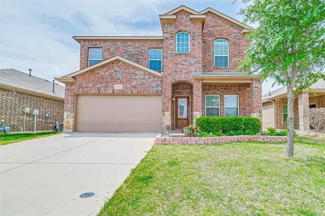 1816 Capulin Road, Fort Worth, TX 76131 (MLS #14558223) :: Wood Real Estate Group