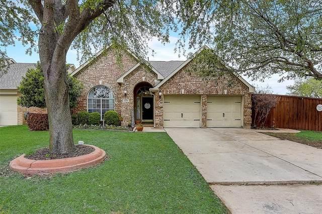 6225 Coldwater Lane, Flower Mound, TX 75028 (MLS #14558235) :: The Rhodes Team
