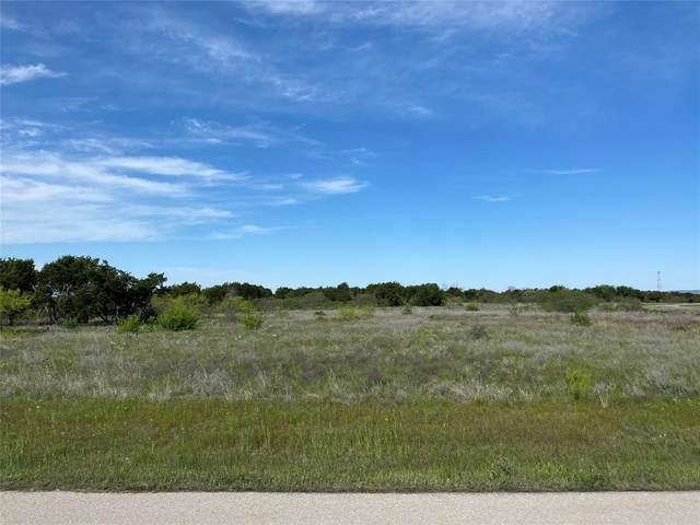 Lot633R Canyon Wren Loop, Possum Kingdom Lake, TX 76449 (MLS #14558241) :: Wood Real Estate Group