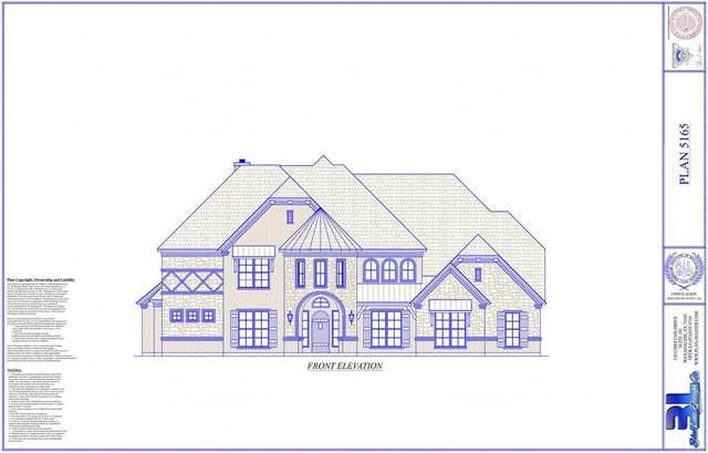 1100 Estate Drive, Ennis, TX 75119 (MLS #14558246) :: Team Hodnett