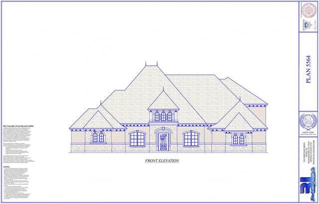 1302 Estate Drive, Ennis, TX 75119 (MLS #14558250) :: Team Hodnett