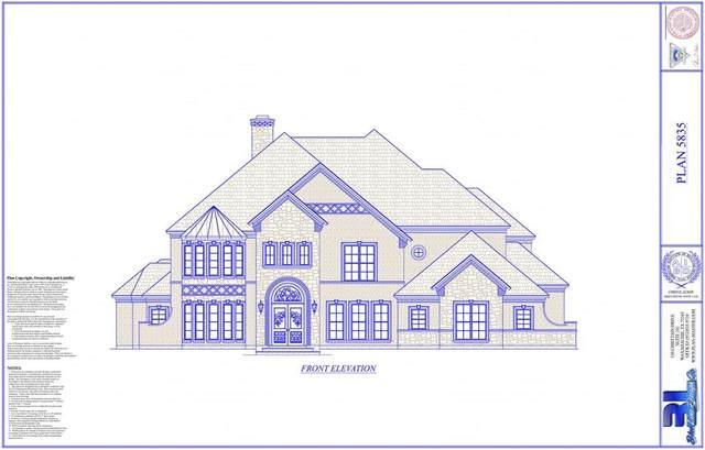 1304 Estate Drive, Ennis, TX 75119 (MLS #14558253) :: Team Hodnett