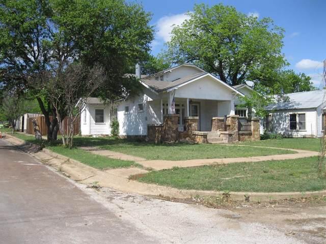 314 W 3rd Street, Breckenridge, TX 76424 (MLS #14558254) :: Wood Real Estate Group