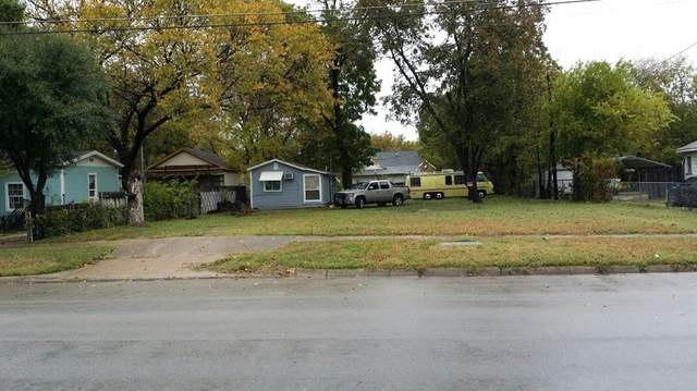 605 E High Street, Terrell, TX 75160 (MLS #14558260) :: The Hornburg Real Estate Group