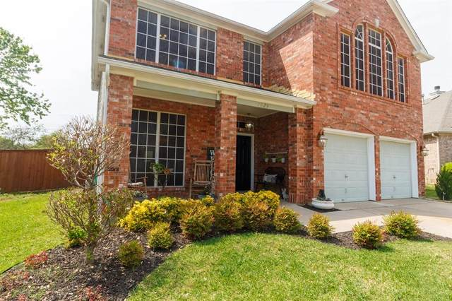 7829 Orland Park Circle, Fort Worth, TX 76137 (MLS #14558268) :: The Mitchell Group