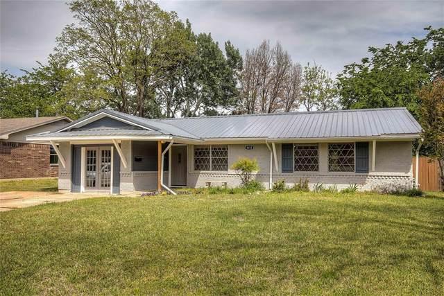 1412 Alpine Street, Greenville, TX 75401 (MLS #14558293) :: The Hornburg Real Estate Group