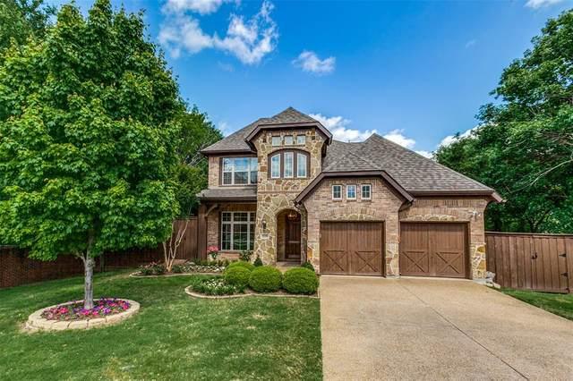 12250 Jackson Creek Drive, Dallas, TX 75243 (MLS #14558305) :: The Kimberly Davis Group
