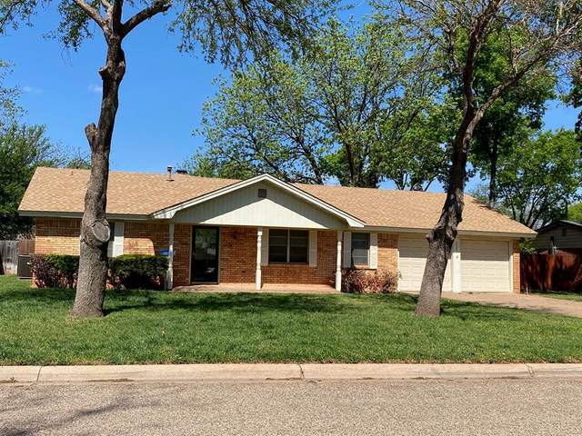 1638 Westwood Drive, Abilene, TX 79603 (MLS #14558322) :: Jones-Papadopoulos & Co