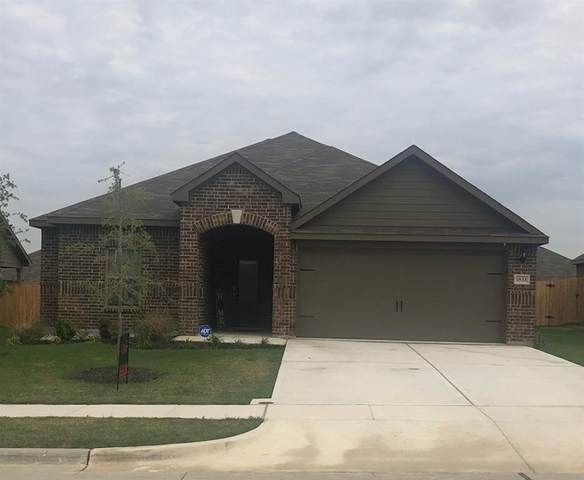 1833 Chesapeake Drive, Crowley, TX 76036 (MLS #14558347) :: The Mitchell Group