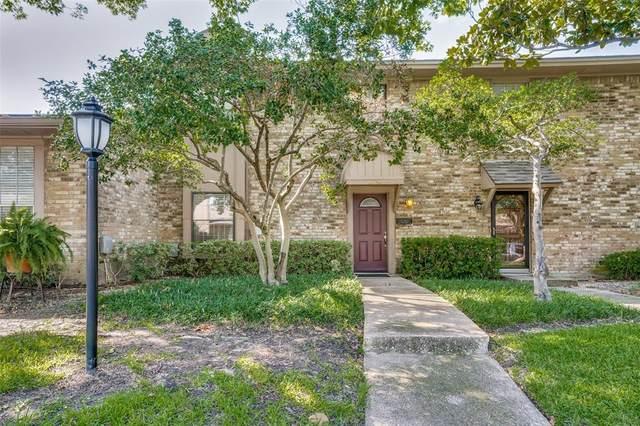 10729 Sandpiper Lane #21, Dallas, TX 75230 (MLS #14558363) :: Results Property Group