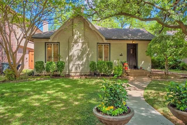 6319 Velasco Avenue, Dallas, TX 75214 (MLS #14558376) :: Jones-Papadopoulos & Co