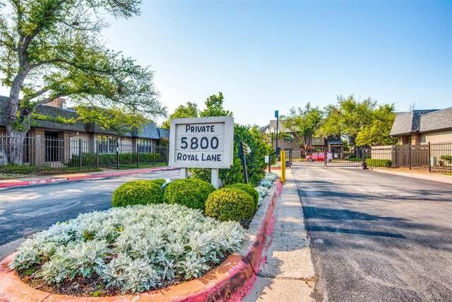10739 Villager Road A, Dallas, TX 75230 (MLS #14558378) :: ACR- ANN CARR REALTORS®