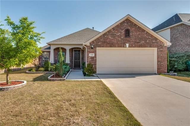 2220 Gregory Creek Drive, Little Elm, TX 75068 (MLS #14558382) :: DFW Select Realty